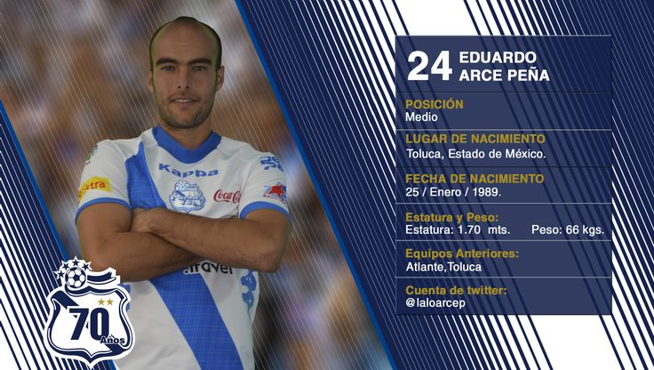 #24 Eduardo Arce