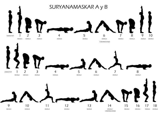 Yoga: Saludo al sol                                                                                                                                                                                 Más