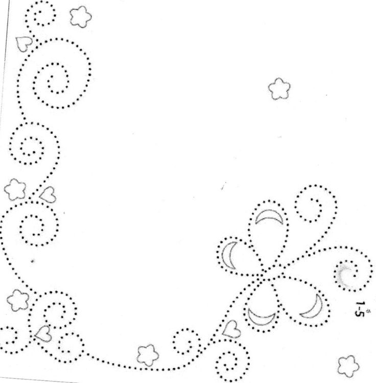 curve stitching patterns instructions