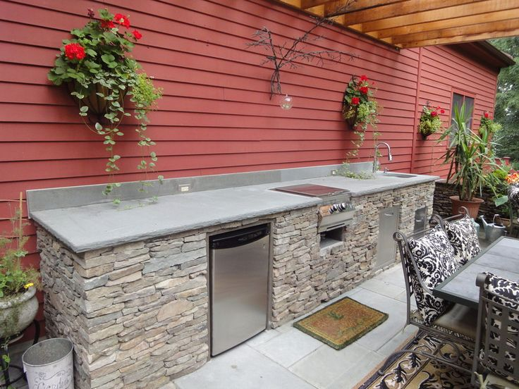 Best 25+ Outdoor Kitchen Cabinets Ideas On Pinterest | Outdoor