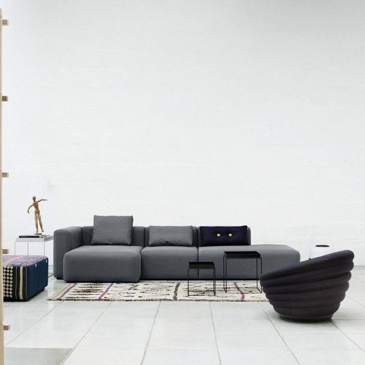 Mags Lounge Sofa by HAY