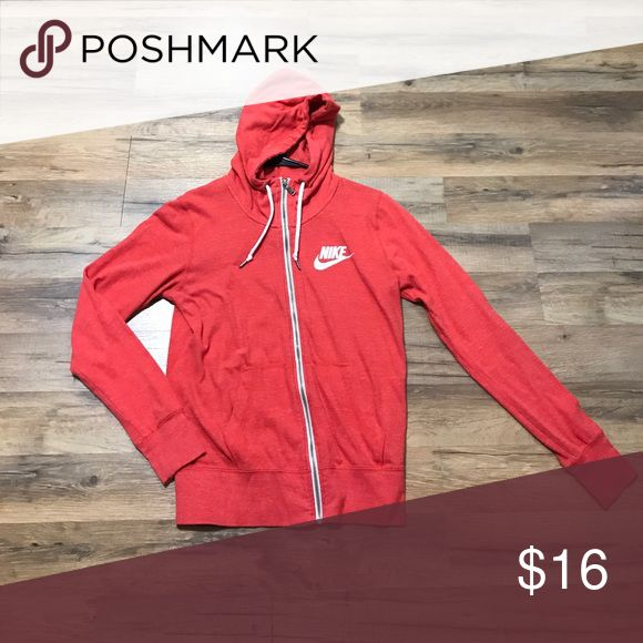 Nike jacket Red Nike Jackets & Coats