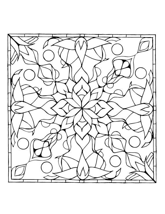 Coloring Pages Value Pack 2 By BrokenCrayonWorks On Etsy