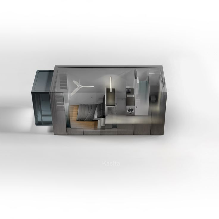 Kasita aims to solve US housing crisis with high-tech micro dwellings