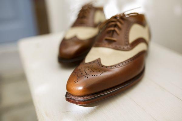 Stylish wedding shoes for the modern groom   Destination Wedding in Greece