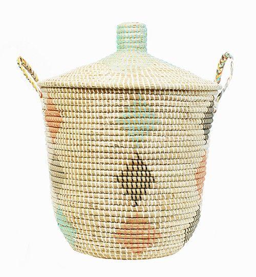 Harlequin Basket