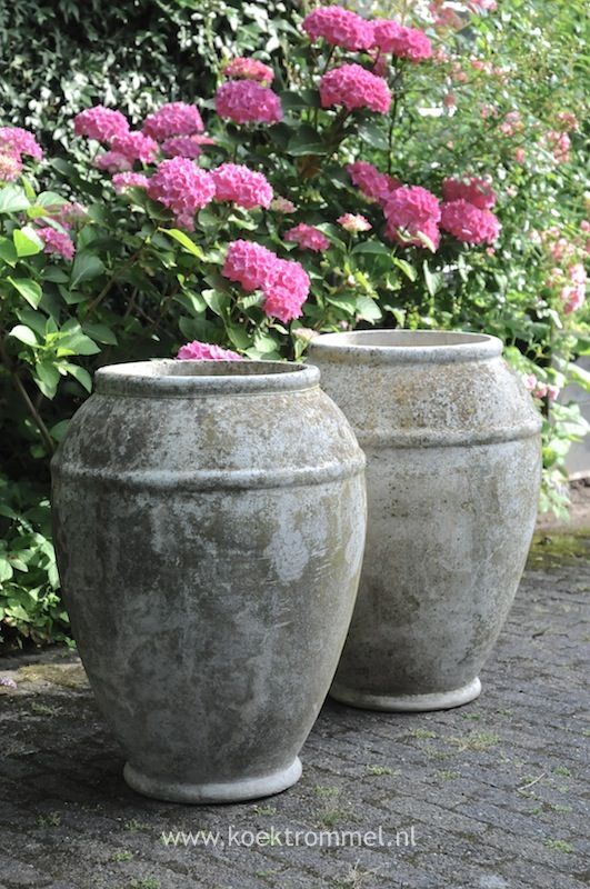 Perfect Ornamental Planters For A Belgian Inspired Garden