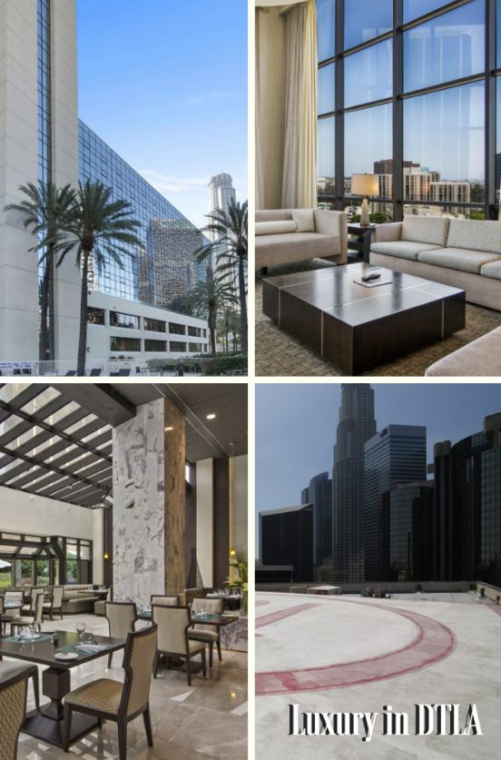 Experience luxury in Los Angeles with the L.A. Hotel! LA Hotels. #CityofAngels #Downtown #explore #exporing #trip #vacation #LALive #DTLA #DowntownLosAngeles #downtown #DowntownLA #California #Style #USA #tourism #holiday #travel