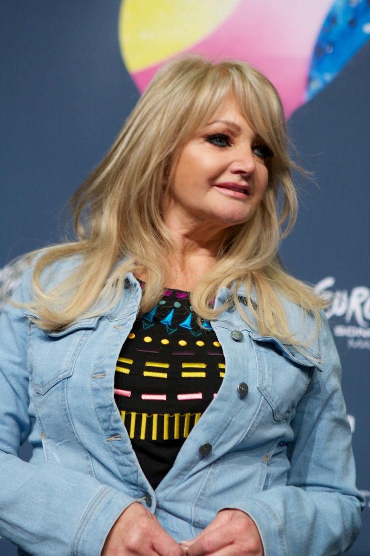 Bonnie Tyler at the press conference 15/05/2013  #bonnietyler #eurovision #gaynorsullivan #gaynorhopkins #thequeenbonnietyler #therockingqueen #rockingqueen #2013 #malmo #uk #unitedkingdom #music #rock