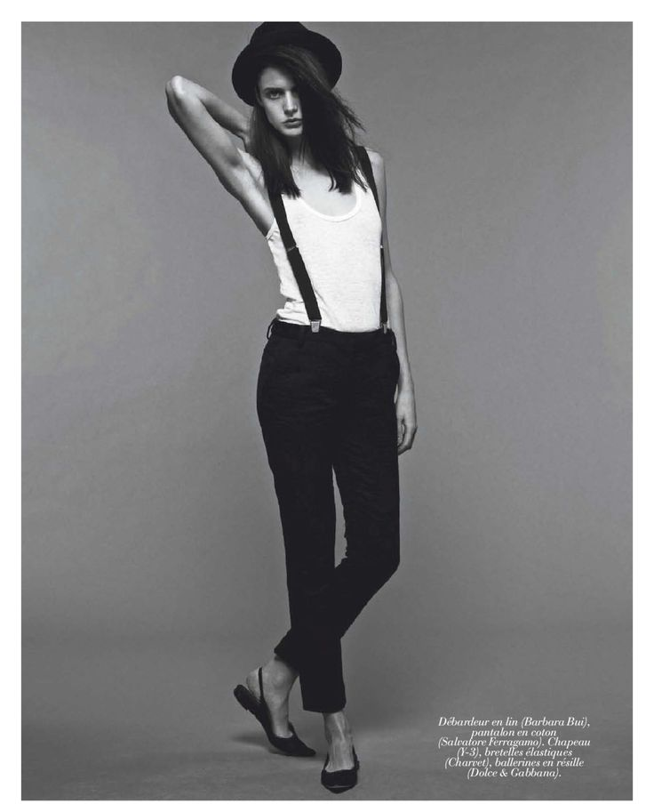 Contraste Charon Cooijmans shot by Satoshi for Marie Claire France S/S13