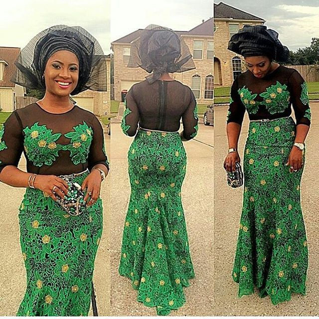 Hello Beautiful Ladies. This Is A Combination Of Green Aso