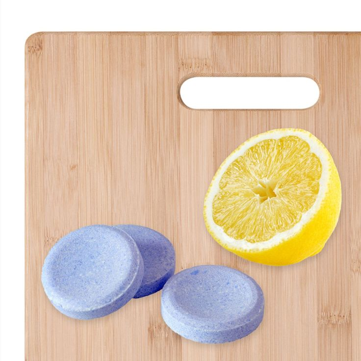 how to clean stains of cutting boards