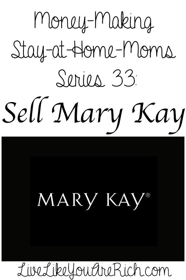 How to Make Money Selling Mary Kay www.marykay. com/lelie