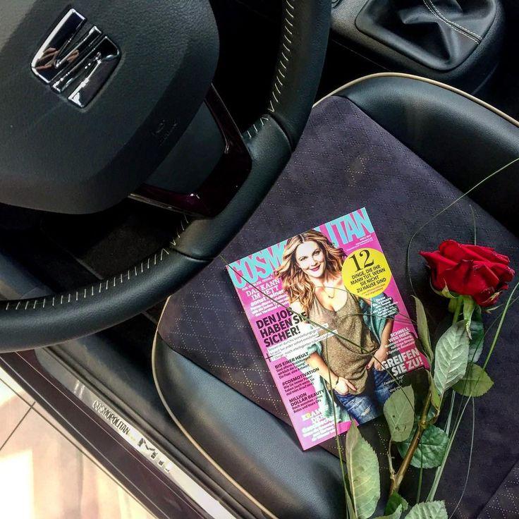 Hey Ladies. Happy International Women's Day! Let's celebrate. #weltfrauentag #seatlovers #carlovers #carstagram #seatmiibycosmo #cosmopolitan #womenstyle #seatdeutschlandniederlassungen #berlin #frankfurt #hamburg #stuttgart