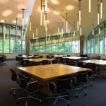 Stunning installation for the campus of Princeton