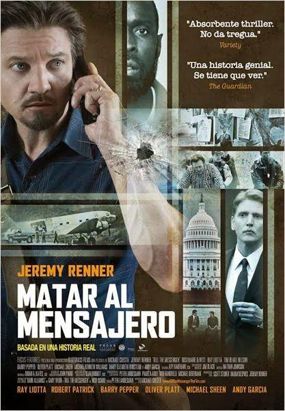 """@DescargaPelisYa Te invita a DESCARGAR GRATIS La Película """"Matar Al Mensajero"""" Basada en una historia real http://buff.ly/1MTxecW"""