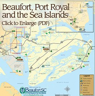 23 best lowcountry maps images on pinterest south carolina