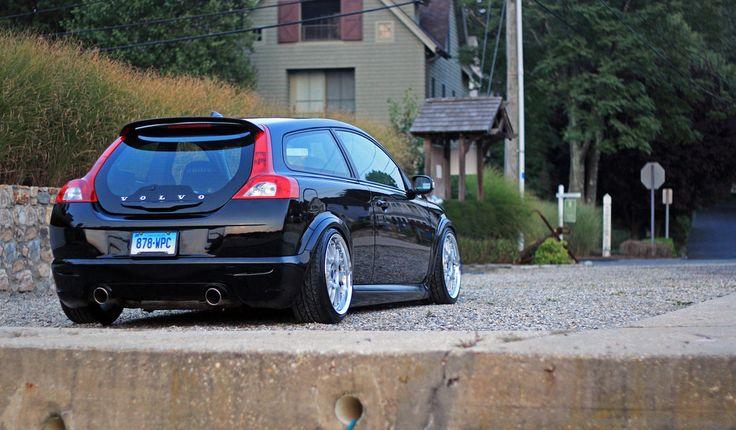 volvo c30 stance | Volvo | Pinterest | Volvo c30 and Volvo