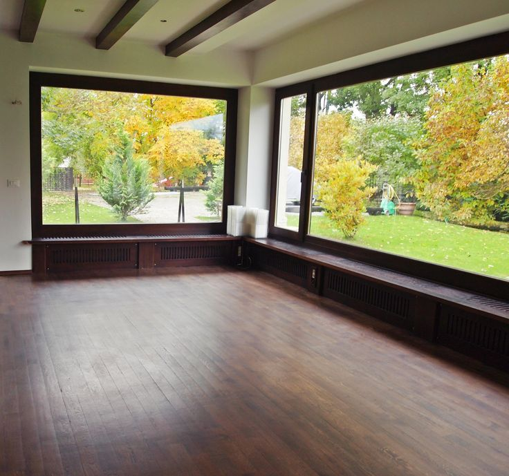 Parchet din lemn de stejar \ Oak wooden floor