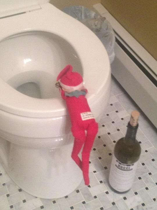 You Are A Very Bad Elf Elf Mischief Pinterest Elves