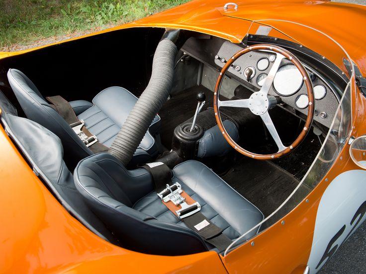 Aston Martin DB3S (open headlights) '1953–56