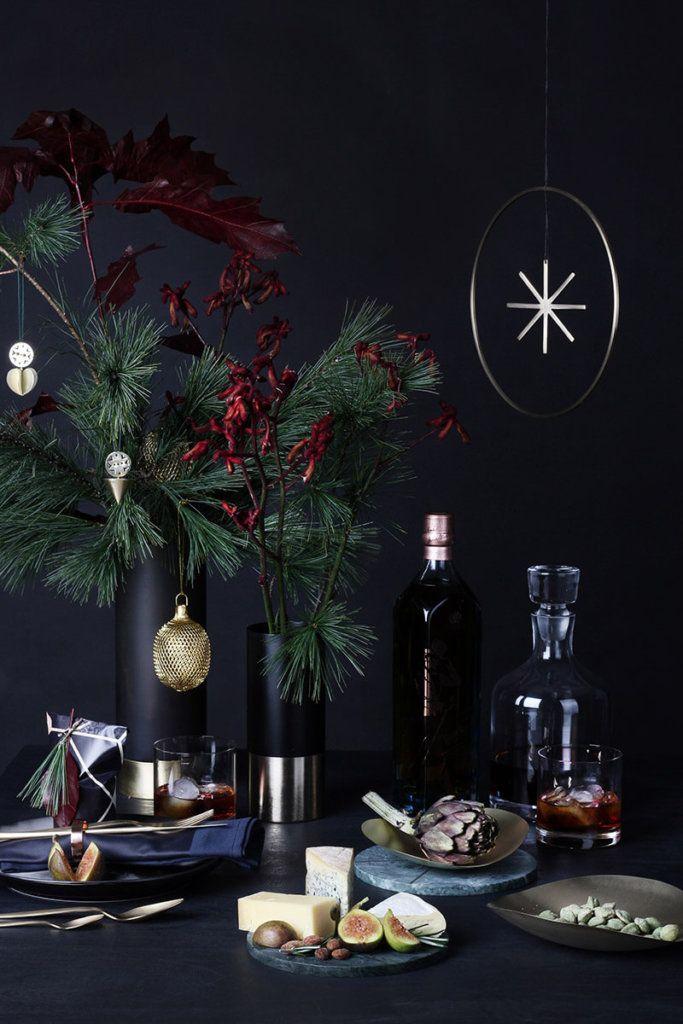 Stilvolle Weihnachtsdeko: Mit Tischdeko in Gold, Kupfer und Bronze stilvoll dekorieren