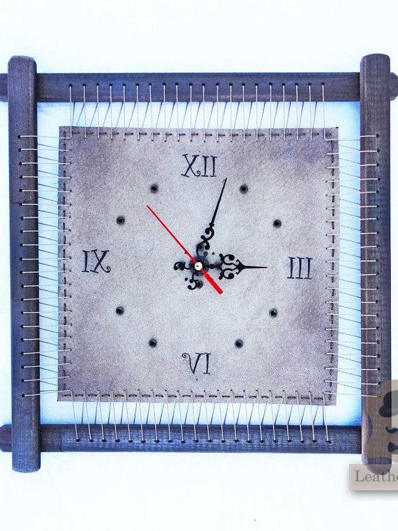 22 Best Handmade Wall Clocks Images On Pinterest