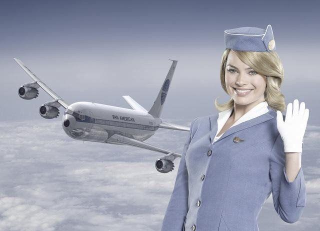 Still of Margot Robbie in Pan Am (2011)
