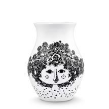 Bjørn Wiinblad vase, Felicia, sort