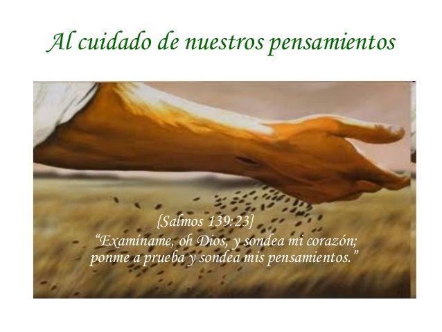 Resultado de imagen para salmo 139:23