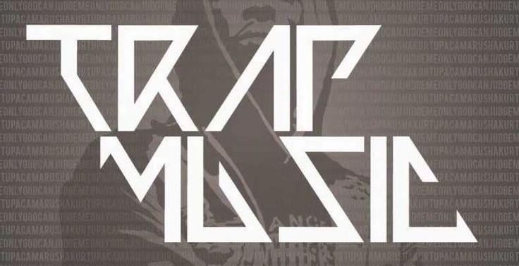 trap music font - Google Search