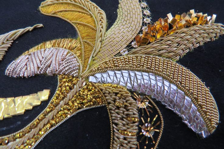 Read our handy A-Z of popular embroidery and fashion terms and see how knowledgeable you really are?