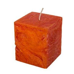 Perfumowane świece pomarańczowe w kostce, Mocno pachnące świeczki o zapachu pomarańczy https://korleone.pl/pl/c/Swiece-POMARANCZOWE/82