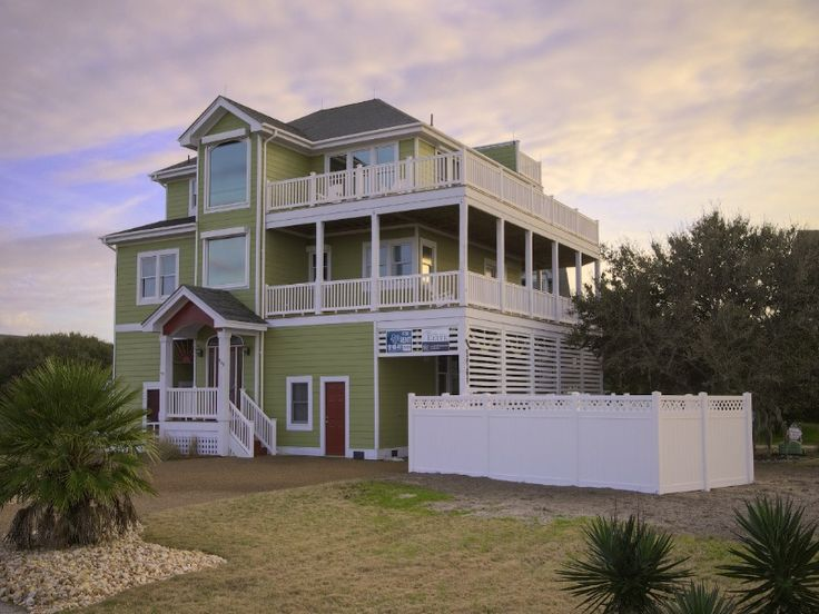 9 best vacation homes images on pinterest hatteras for Hatteras cabins rentals