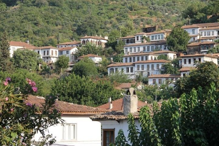 Houses of Şirince