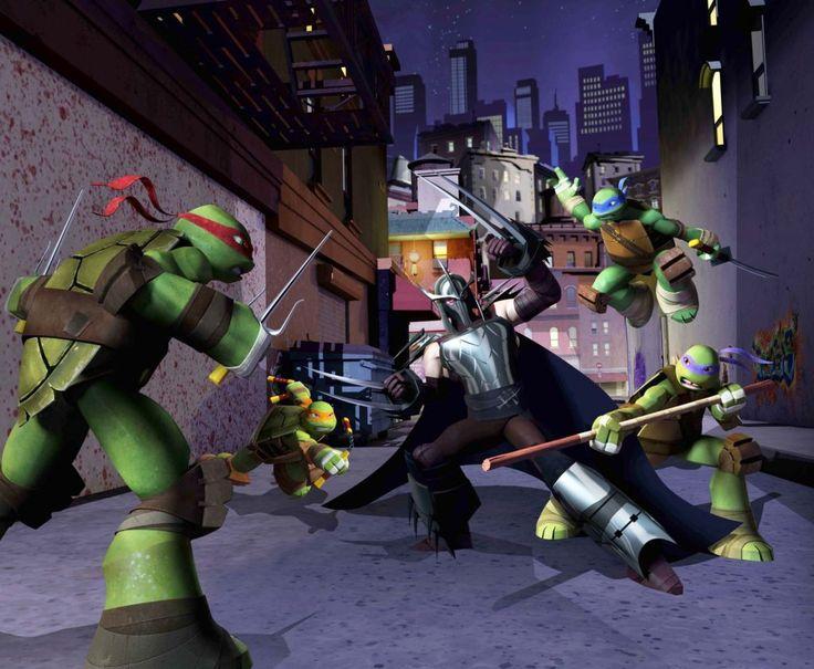 Teenage Mutant Ninja Turtles Bathroom Cs