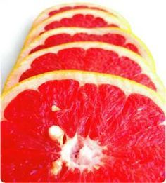 Menu for the 12-day Grapefruit Diet
