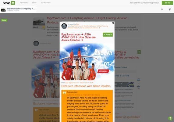 flygcforum.com ✈ ASIA AVIATION ✈ How Safe are Asia's Airlines? ✈