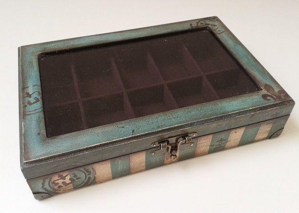 Caixa para relógios   Arte DCasa - Presentes & Decoração   Elo7