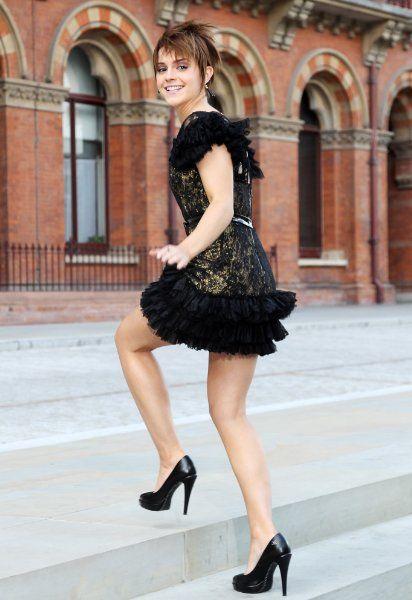 Emma Watson Height, Weight An d Body Measurements
