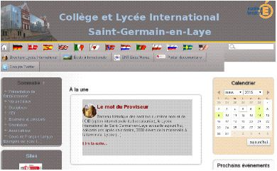 Lycee International Saint-Germain-En-Laye