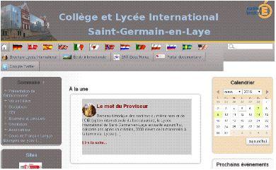 Lycee International Saint-Germain-En-Laye
