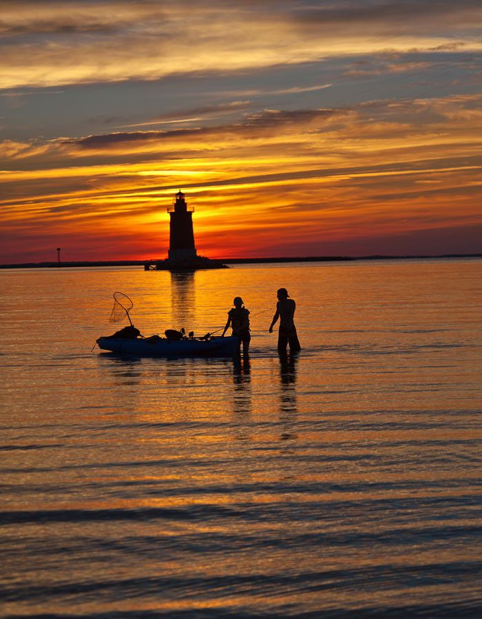 73 best images about delaware on pinterest coast guard for Cape henlopen fishing report