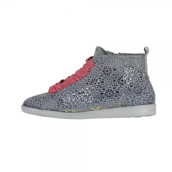 Hey Dude Shoes La Joux Grey
