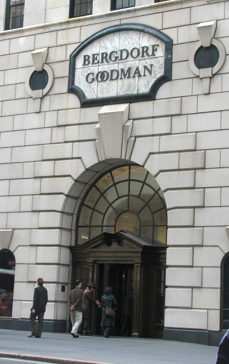 Bergdorf Goodman: Classic elegance and my Achilles' Heel of shopping