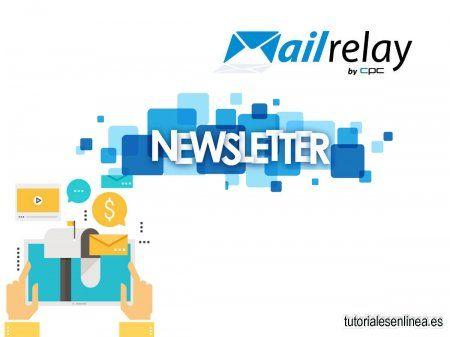 Mailrelay Programa Para Hacer Newsletter. Plataforma avanzada de marketing por correo electrónico con potentes funciones. Le permite crear, enviar y administrar sus boletines de noticias... Leer Mas... https://tutorialesenlinea.es/1443-mailrelay-programa-para-hacer-newsletter.html