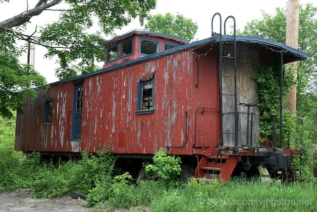 """Lil' red caboose"".......reminds me of the book, ""The Boxcar Children,"" which we used to play as children."