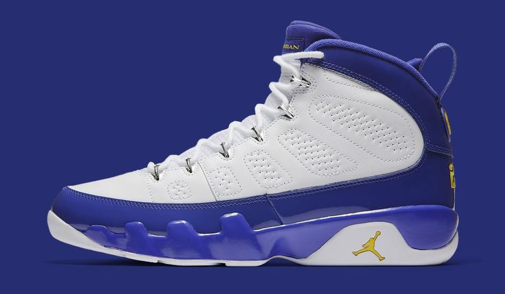 "Air Jordan Retro 9 ""Kobe"" - EU Kicks Sneaker Magazine"