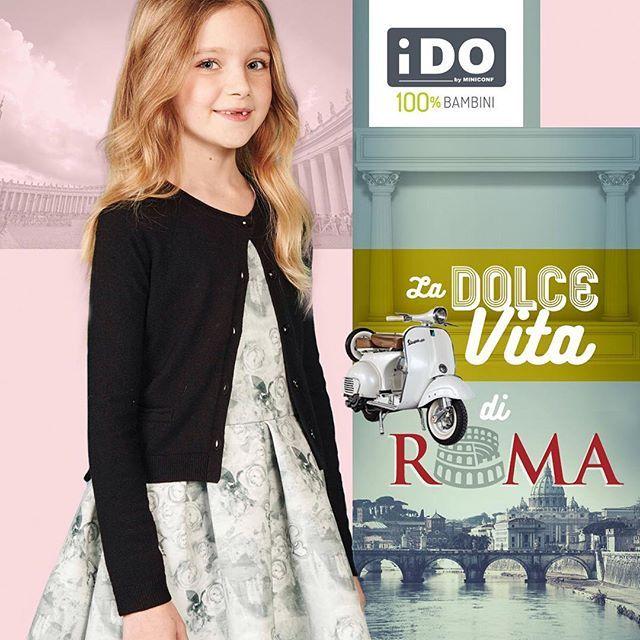 Benvenuti a #Roma!  Segui il link in bio e scarica il nostro eBook dedicato ai #viaggi! Scoprirai 4 meravigliose metropoli a misura di bambino: Londra, NY, Parigi e Roma! Inoltre troverai tanti consigli di viaggio e i look + chic per ogni città!  In collaborazione con @bimbieviaggi   #ViaggiBambini #Kidswear #Travelwithkids