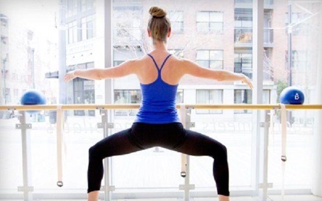 Fitness: cos'è il Booty Barre e come funziona - Donnaclick
